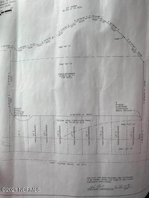 115-129 E Pelican, Oak Island, NC 28465 (MLS #100258886) :: Vance Young and Associates