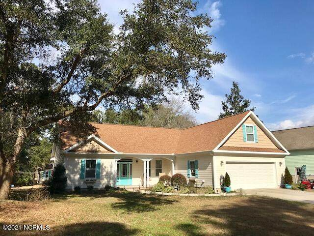122 Oak Circle, Hampstead, NC 28443 (MLS #100258946) :: Barefoot-Chandler & Associates LLC