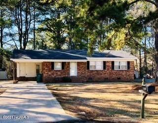 601 E Fremont Street, Kenly, NC 27542 (MLS #100259033) :: Barefoot-Chandler & Associates LLC