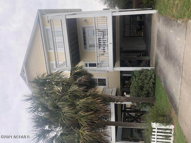 1115 Mackerel Lane #2, Carolina Beach, NC 28428 (MLS #100259068) :: David Cummings Real Estate Team