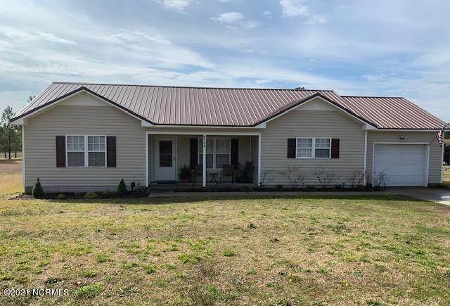 2133 Deerwood Lane, Kinston, NC 28504 (MLS #100259174) :: Barefoot-Chandler & Associates LLC