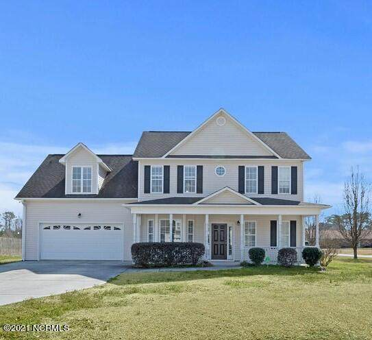 104 Spring Leaf Lane, Jacksonville, NC 28540 (MLS #100259200) :: The Oceanaire Realty