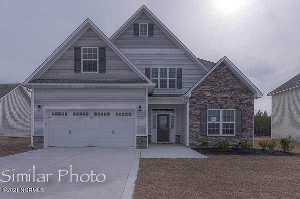 459 Water Wagon Trail, Jacksonville, NC 28546 (MLS #100259306) :: The Cheek Team