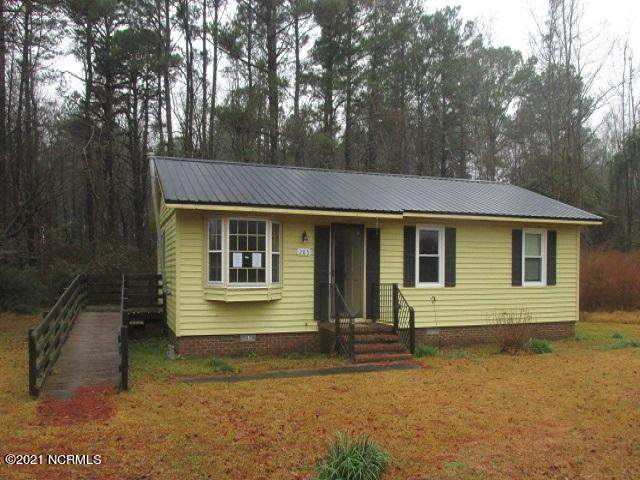 285 Red Tip Lane, Willard, NC 28478 (MLS #100259317) :: Barefoot-Chandler & Associates LLC