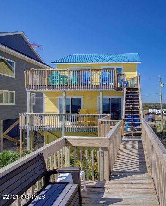 342 Seashore Drive, North Topsail Beach, NC 28460 (MLS #100259398) :: RE/MAX Elite Realty Group