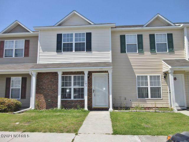 103 Pinegrove Court, Jacksonville, NC 28546 (MLS #100259410) :: Barefoot-Chandler & Associates LLC