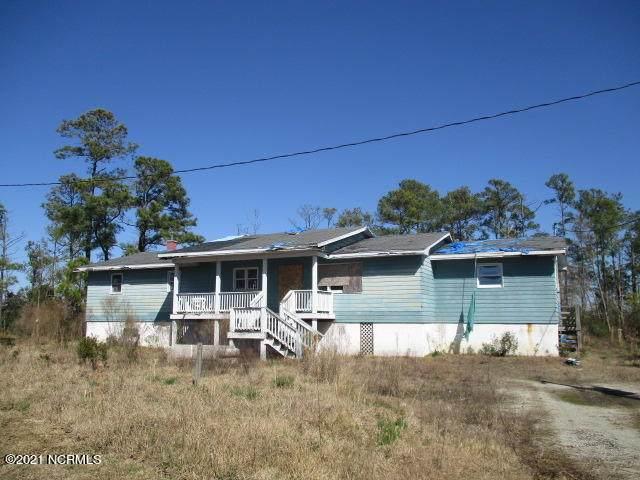 790 Merrimon Road, Beaufort, NC 28516 (MLS #100259618) :: The Keith Beatty Team