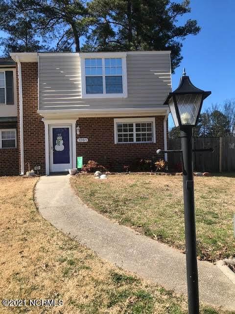 1261 Fairway Terrace, Rocky Mount, NC 27804 (MLS #100259653) :: CENTURY 21 Sweyer & Associates
