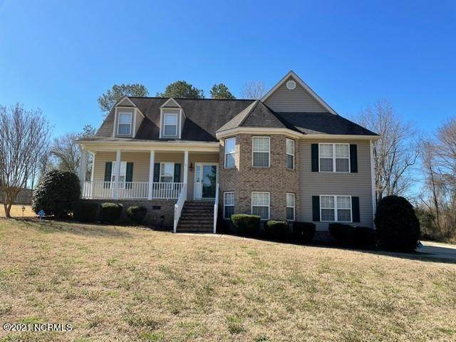 3889 Carriage Farm Road, Rocky Mount, NC 27804 (MLS #100259696) :: Vance Young and Associates
