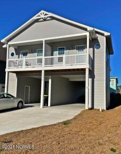 1214 Swordfish Lane #1, Carolina Beach, NC 28428 (MLS #100259848) :: Vance Young and Associates