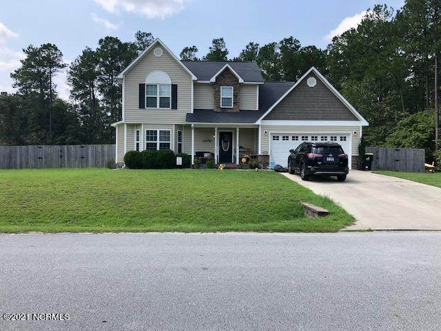 303 Sun Street, Richlands, NC 28574 (MLS #100259849) :: Great Moves Realty