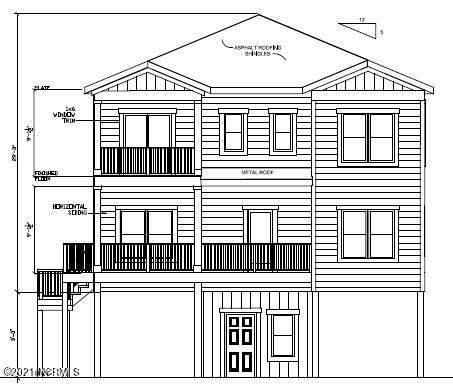 436 E Third Street, Ocean Isle Beach, NC 28469 (MLS #100260119) :: Donna & Team New Bern