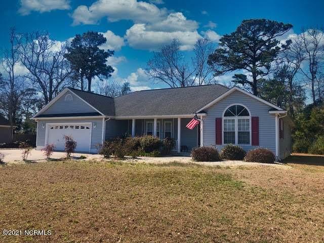 127 Pine Needle Circle, Cape Carteret, NC 28584 (MLS #100260363) :: Barefoot-Chandler & Associates LLC