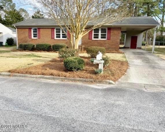 211 Nichols Drive, Greenville, NC 27858 (MLS #100261184) :: RE/MAX Essential