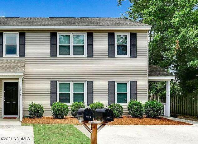 102 Lullwater Drive Unit A, Wilmington, NC 28403 (MLS #100261718) :: Castro Real Estate Team