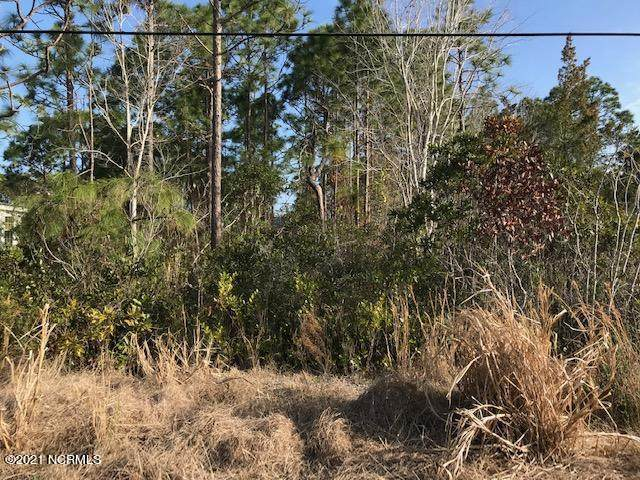 4408 Oakcrest Drive SE, Southport, NC 28461 (MLS #100262596) :: Vance Young and Associates