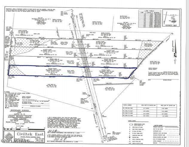 Lot 5 St Rose Church Road, Wilson, NC 27893 (MLS #100262635) :: CENTURY 21 Sweyer & Associates