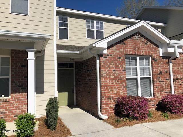 904 Downey Branch Lane, Wilmington, NC 28403 (MLS #100263630) :: RE/MAX Elite Realty Group