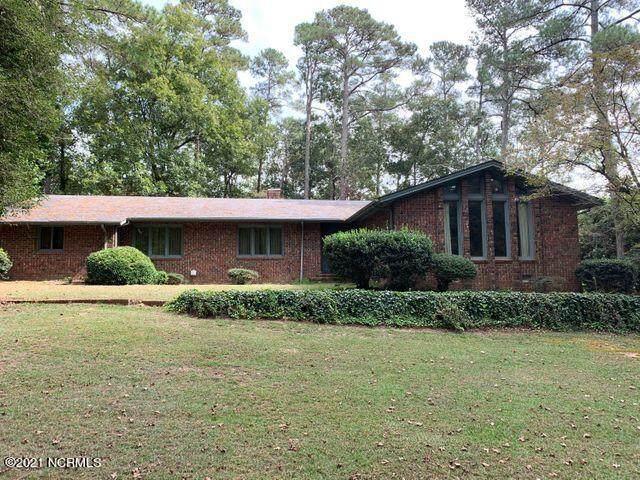 591 Airport Road, Clinton, NC 28328 (MLS #100264028) :: David Cummings Real Estate Team