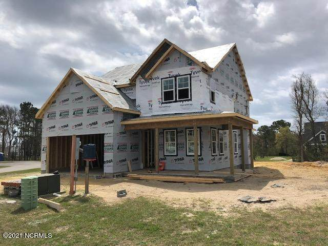 714 Lanyard Drive, Newport, NC 28570 (MLS #100264035) :: Castro Real Estate Team