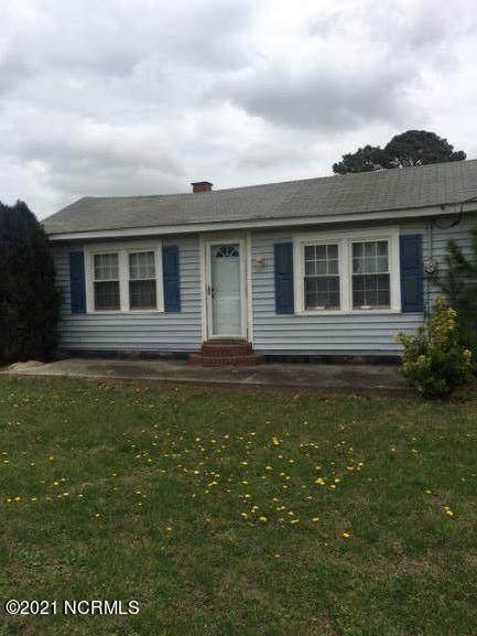 6247 Nc 58 Highway S, Stantonsburg, NC 27883 (MLS #100264066) :: David Cummings Real Estate Team