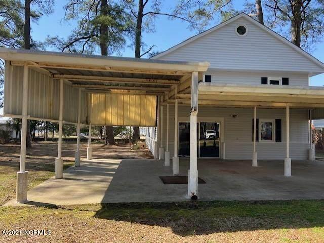 158 Swan Point Drive, Washington, NC 27889 (MLS #100264270) :: RE/MAX Essential