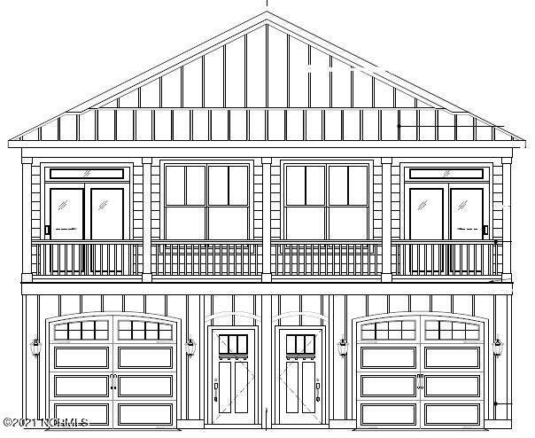 1513 Pinfish Lane #1, Carolina Beach, NC 28428 (MLS #100264470) :: Thirty 4 North Properties Group