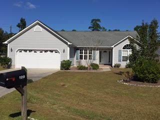 109 Summer Lane, Havelock, NC 28532 (MLS #100264811) :: Lynda Haraway Group Real Estate