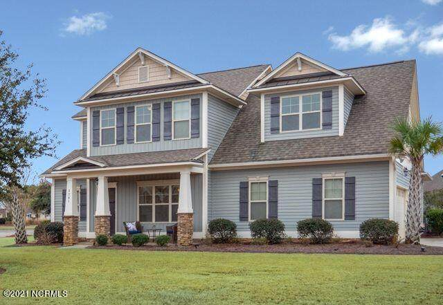 2201 E Oak Bridge Way NE, Leland, NC 28451 (MLS #100264855) :: Frost Real Estate Team
