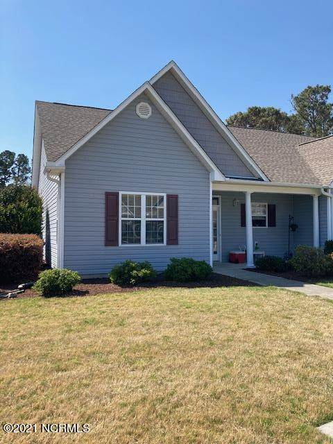 5069 Wyncie Wynd, Southport, NC 28461 (MLS #100264996) :: Stancill Realty Group