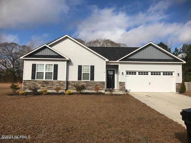 102 Deacons Ridge Road, Hubert, NC 28539 (MLS #100265087) :: Coldwell Banker Sea Coast Advantage