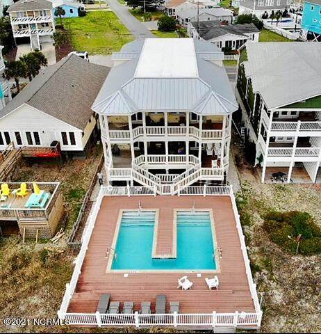 910 Fort Fisher Boulevard N Unit A, Kure Beach, NC 28449 (MLS #100265171) :: CENTURY 21 Sweyer & Associates