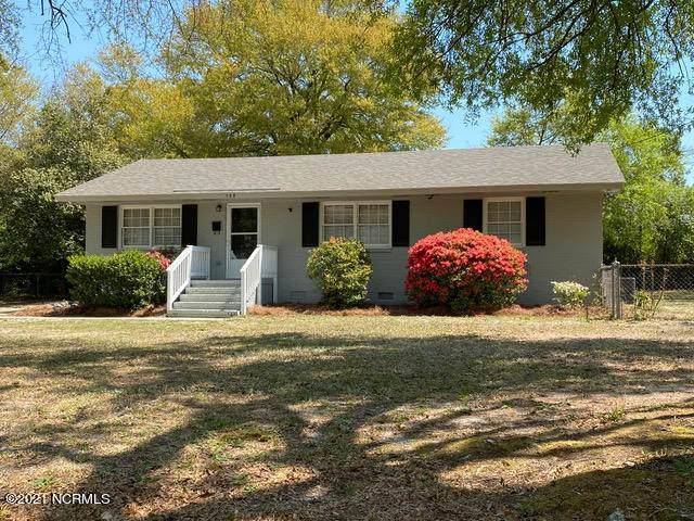 509 Mcdonald Drive, Wilmington, NC 28403 (MLS #100265398) :: RE/MAX Essential