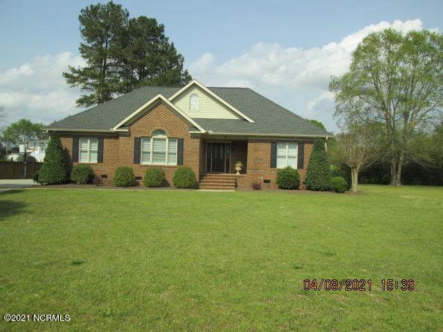 1809 Juniper Drive, Tarboro, NC 27886 (MLS #100265479) :: RE/MAX Elite Realty Group