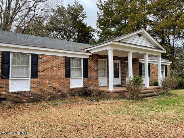 3322 N Hathaway Boulevard, Rocky Mount, NC 27803 (MLS #100265713) :: RE/MAX Essential