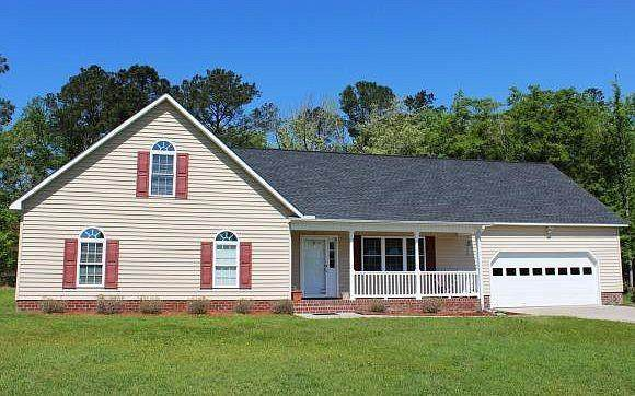 1055 Mockingbird Road, Williamston, NC 27892 (MLS #100265857) :: CENTURY 21 Sweyer & Associates
