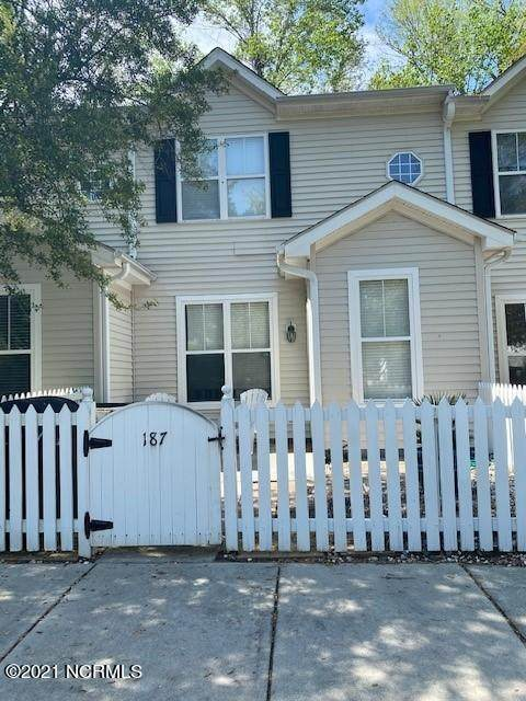 5813 Wrightsville Avenue #187, Wilmington, NC 28403 (MLS #100265928) :: Courtney Carter Homes