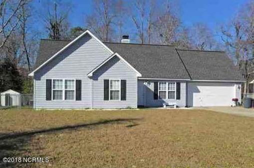 127 Settlers Circle, Jacksonville, NC 28546 (MLS #100266027) :: Lynda Haraway Group Real Estate