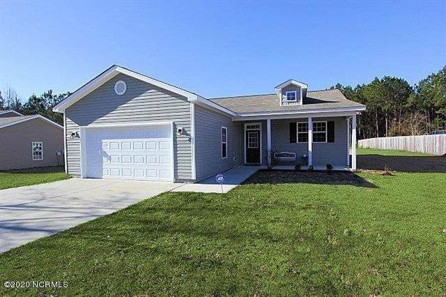 378 Chadwick Acres Road, Sneads Ferry, NC 28460 (MLS #100266055) :: Lynda Haraway Group Real Estate
