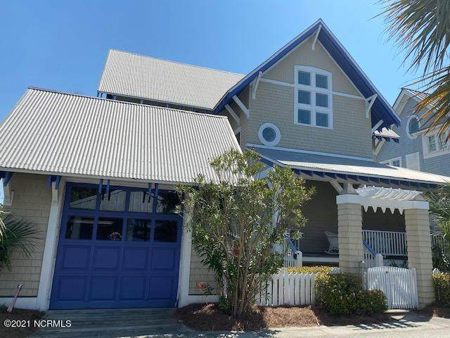 211 Row Boat Row, Bald Head Island, NC 28461 (MLS #100266087) :: Castro Real Estate Team