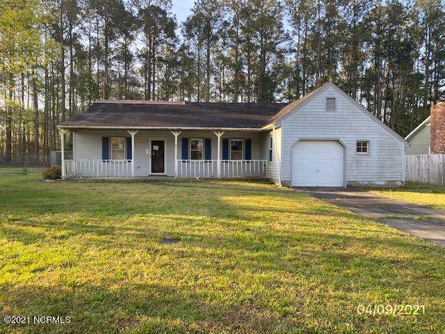 2002 Hunters Ridge Drive, Midway Park, NC 28544 (MLS #100266112) :: The Cheek Team