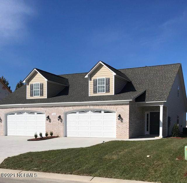 1833 Cambria Drive B, Greenville, NC 27834 (MLS #100266183) :: Stancill Realty Group