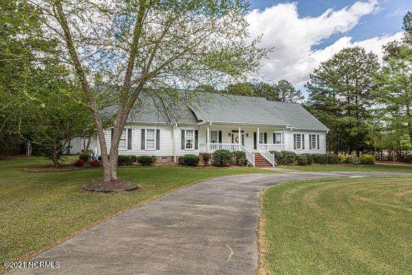 776 Maccripine Road, Pinetops, NC 27864 (MLS #100266322) :: Berkshire Hathaway HomeServices Prime Properties