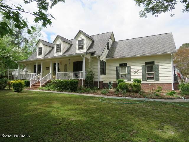 123 Rich Inlet Drive, Wilmington, NC 28411 (MLS #100266512) :: Berkshire Hathaway HomeServices Prime Properties