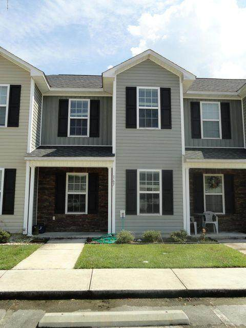 167 Glen Cannon Drive, Jacksonville, NC 28546 (MLS #100266598) :: RE/MAX Essential