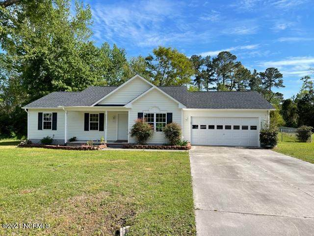 603 Fallow Court, Sneads Ferry, NC 28460 (MLS #100267011) :: The Legacy Team