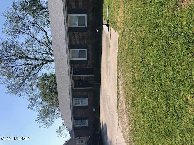 1406 Coleman Street SE, Wilson, NC 27893 (MLS #100267546) :: David Cummings Real Estate Team