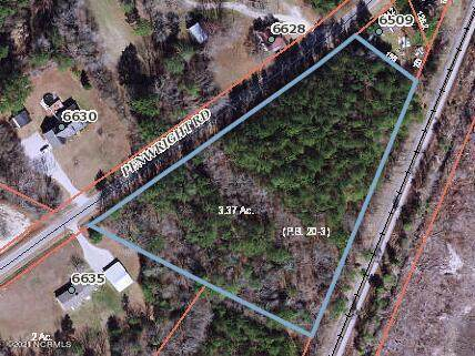 0 Penwright Road, Fremont, NC 27830 (MLS #100267671) :: CENTURY 21 Sweyer & Associates