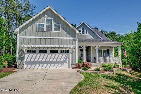3060 Country Club Drive, Hampstead, NC 28443 (MLS #100267961) :: Barefoot-Chandler & Associates LLC