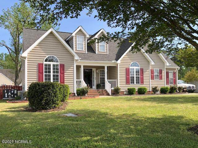 798 Ashley Meadows Drive, Winterville, NC 28590 (MLS #100268018) :: Great Moves Realty